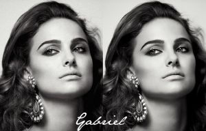 Natalie Portman2 by GabForLashes