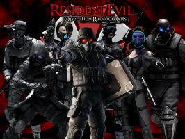 Resident Evil: Operation Raccoon City by Grace-Zed
