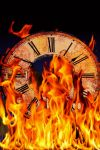 Burning Time by RoseRedWriter