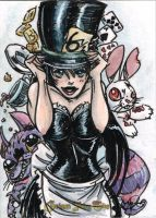 Grimm Fairy Tales Wonderland AE by AmberStoneArt