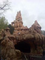 Big Thunder Mountain by Mysticalblackangel