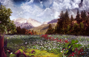 Premade background 91 by lifeblue