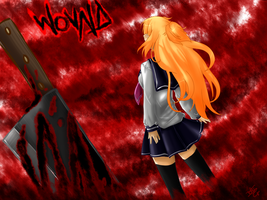 Wound ~ Cover by LadyFiar