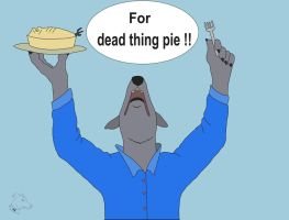 dead thing pie by mearcu