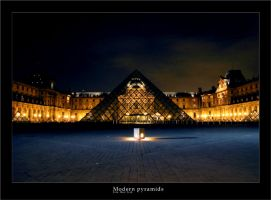 Louvre by waterwave