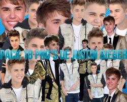 Justin Bieber pack 18 png's by 1DaliaBieberStyles