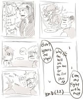 Why are u here Hwoarang!! (End) by nightto