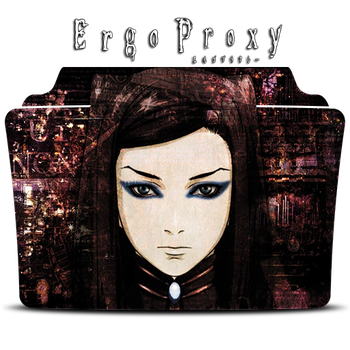 Ergo Proxy Icon Folder by Mohandor