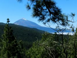 Teide escondido. by Daenel