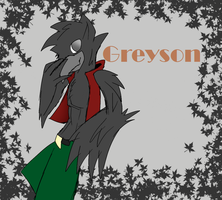 greyson the crow by falvin565