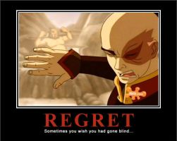 AtLA Motivation: Regret by LadyLiski