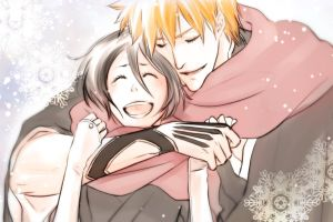 Rukia, Happy Birthday by Touya101