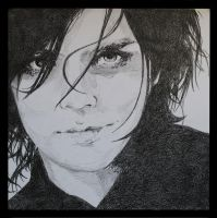 Gerard Way by Menikaio
