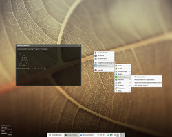 Xfce Desktop - 080407 by Nikkee