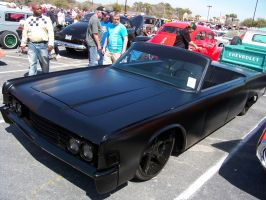 '65 Lincoln Customized by DetroitDemigod
