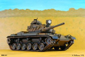 M60 A1 by 12jack12