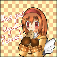 Use your Uguu Power by kittako