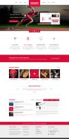 Boxin - Flat Creative PSD Template by DarkStaLkeRR