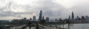 Chicago Panorama by recursiveLoop