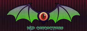 Mad Concoctions Logo by SteampunkOni
