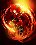 CE: Fire Dancer by PKBlast1o1