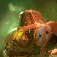 Soldier by Pierrick