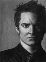 Graphite Elijah Wood by tiddlywink
