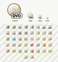 Flat cd-dvd by Andy3ds