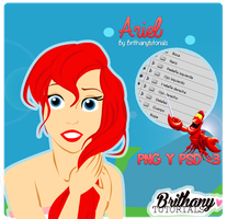 Ariel by Brithanytutorials by Brithanytutorials