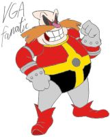 Dr. Robotnik by VGAfanatic