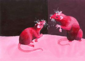 red rats by ShapeShifter314