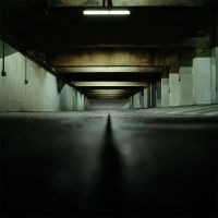 Basement The Car Park by Mymosa