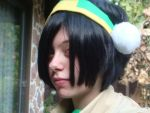 Toph cosplay by SilverHeart18
