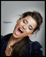 Nely Furtado Colorization by VanillaChocolat