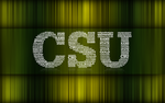 CSU Typography by chase009