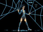 Neon Spider: Tangled Web by JesIdres
