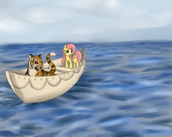 BATG day 14: Life of Fluttershy by SAHikari