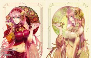 Luka Label by arcadia-art