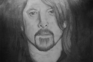 Dave Grohl by but-honestly