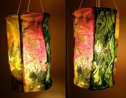 Psychedelic Lamp by OShea42
