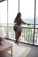 Plus size model BBW by phatlikethat