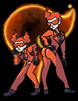 Team Flare by TheNoodleFace