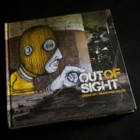 Out of Sight - Urban Art by RomanyWG