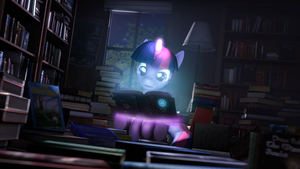 [SFM] Closed Book by Sindroom