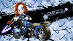 SonicSuperArmsProject Alice Angelwing by skyshek