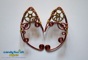 Steampunk Elf Ears 001 by Dabstar
