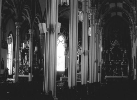 St. Francis Xavier Basilica 2 by The-Notorious-D-I-V
