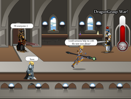 Dragonfable MMO Concept by Dracelix