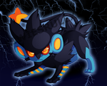LUXRAY ATTACK by Kiwiggle
