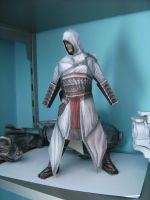 Altair papercraft W.I.P by smilie5768